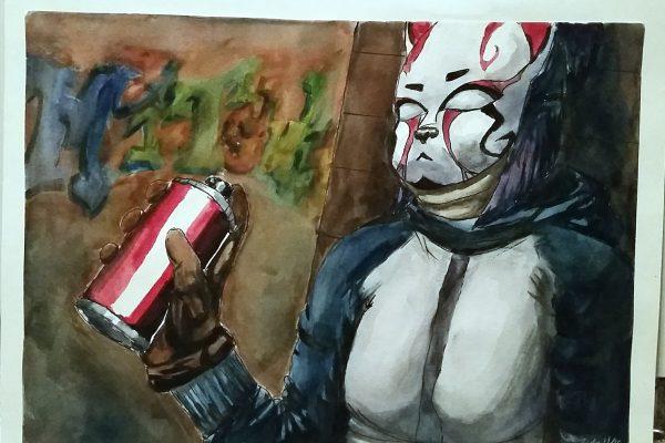 KaiSnowden_GraffitiGirl