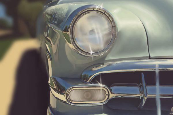 Austin Galetti - 1953 Chevy Bel Air