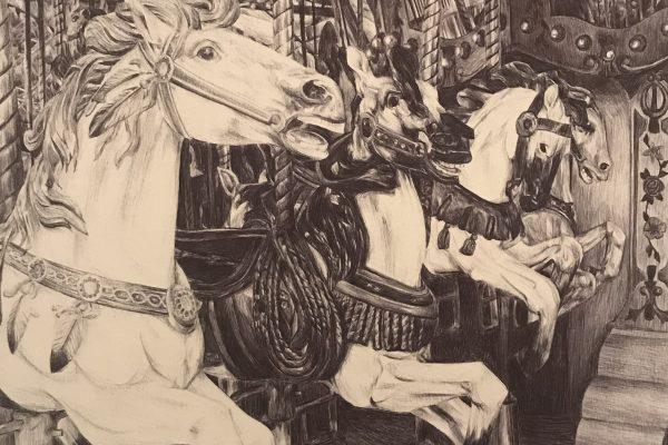 Grace Xiao - Carousel of Dreams