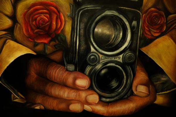 Rocky Sahoo - Man with a Camera