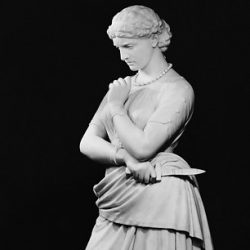 Excerpt of Sculpture by William Wetmore Story