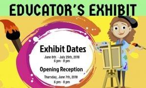 Artist Reception: Educators @ Blue House Too | Allen | Texas | United States