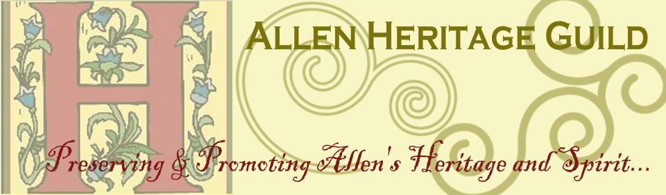 Allen Heritage Guild