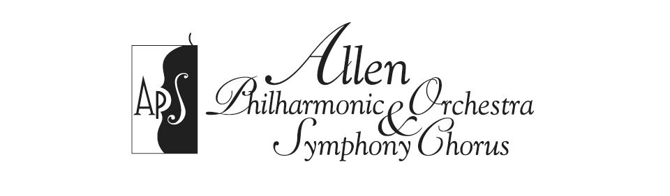 ALLEN PHILHARMONIC ORCHESTRA AND SYMPHONY CHORUS