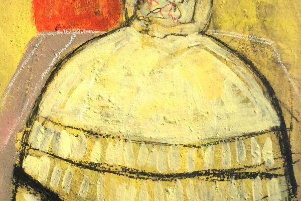 Dina Atencio, Infanta