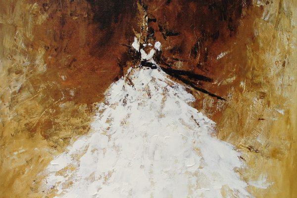 Dunbar - Ball Gown (White)